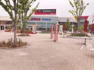 7.4(土)よりキッチンカー(移動販売車)が毎週末「EXPOCITY-エキスポシティ-」で出店します!