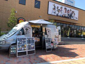8.25(火)~27(木)出店しました!@阪神甲子園球場 駅前広場 キッチンカー 移動販売