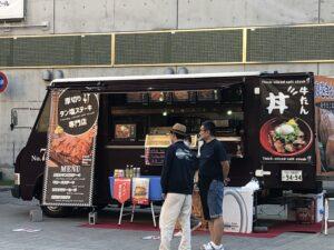 10.9(金)~11(日)出店しました!@阪神甲子園球場 キッチンカー 移動販売